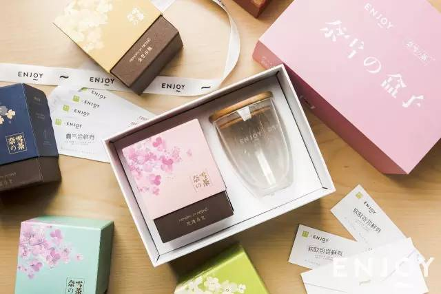 雪茶人体艺术_③奈雪茶礼盒
