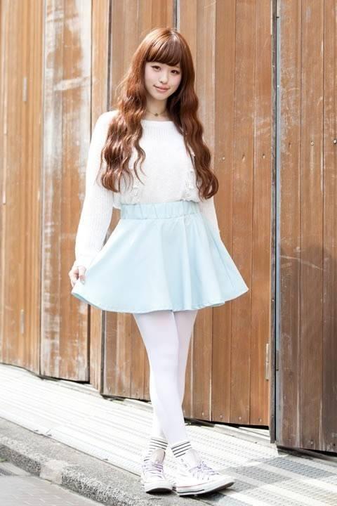 化身贵族小甜心!日系女孩的气质白袜穿搭法