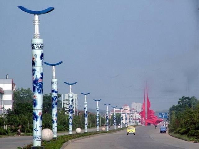 中国瓷都——江西景德镇