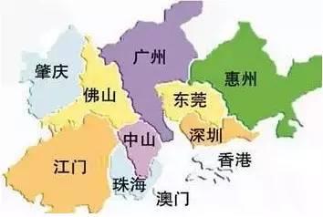 2021017年大湾区经济总量_粤港澳大湾区图片