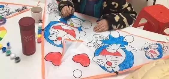 【佳樂家坊子店】diy手繪風箏活動開始啦!圖片
