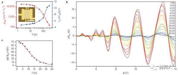 勇敢传�9bi��i_61nm,与四方 bi2o2se的单层高度吻合. (i-l).