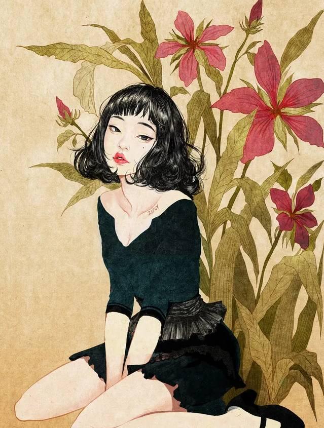 那个美女我操下逼_若不是自己被逼急了眼,被气炸了肺,哪个原本温和的女人愿意这样,不惜