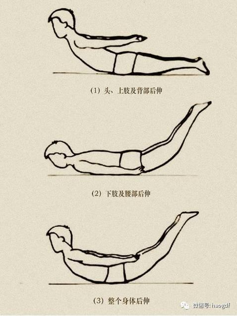 飞燕式操逼_病人俯卧位,使腹部着床,四肢,头部抬起像飞燕一样,锻炼目的同拱桥式.