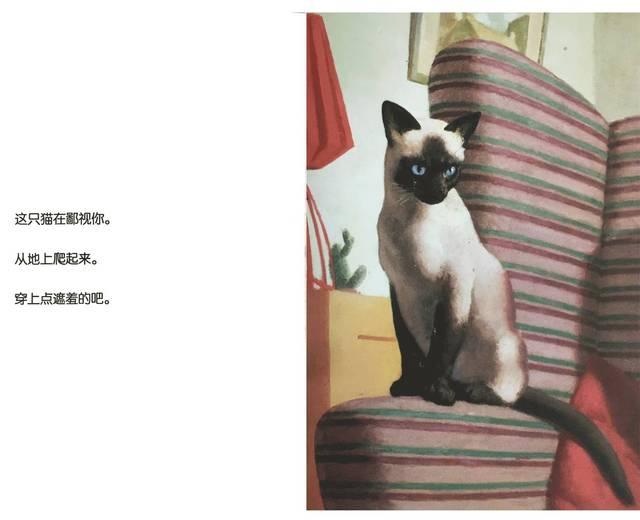 520人体艺术网站_▏《如何假装没喝醉》 跟你家的猫说,你在玩人体艺术.