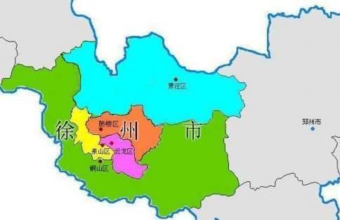 许昌市各区地图