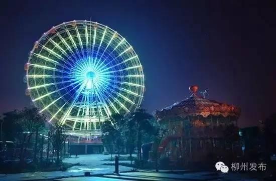 共可乘座128多人,旅游君想說的是,如果你近段時間要去柳州游玩的話圖片
