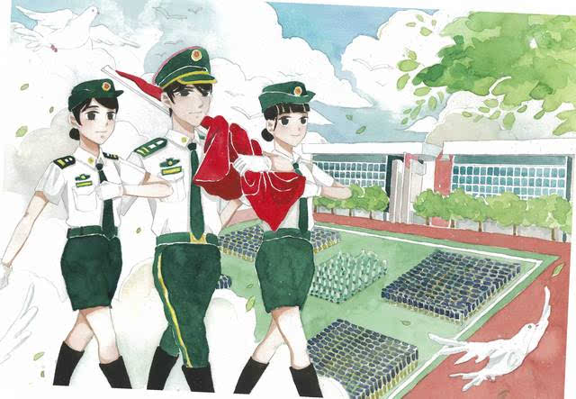 热爱祖国的�_了解党史国情,珍视国家荣誉,热爱祖国,热爱人民,热爱中国共产党.