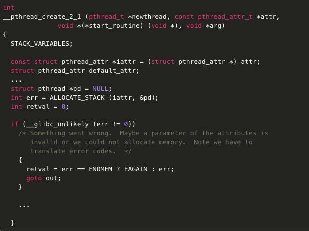 pthread_create線程_pthread_create 參數_pthread_create 第一個參數