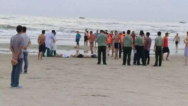 北海游泳偷拍_痛心!北海罗马广场海域6人溺水,4人溺亡,1人失联,1人获救