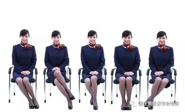 女士坐姿礼仪标准图_女性坐姿规范