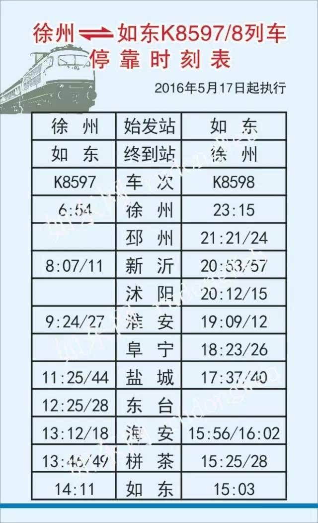 【头条】9月份开始如东至南京的火车票无法购买?