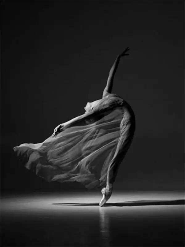 人体艺术囹�a��z`�_黑白舞蹈摄影,尽显人体艺术之美