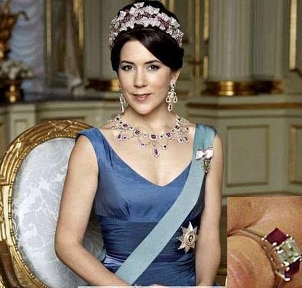 丹麦二王妃玛丽_△丹麦王妃玛丽·唐纳森