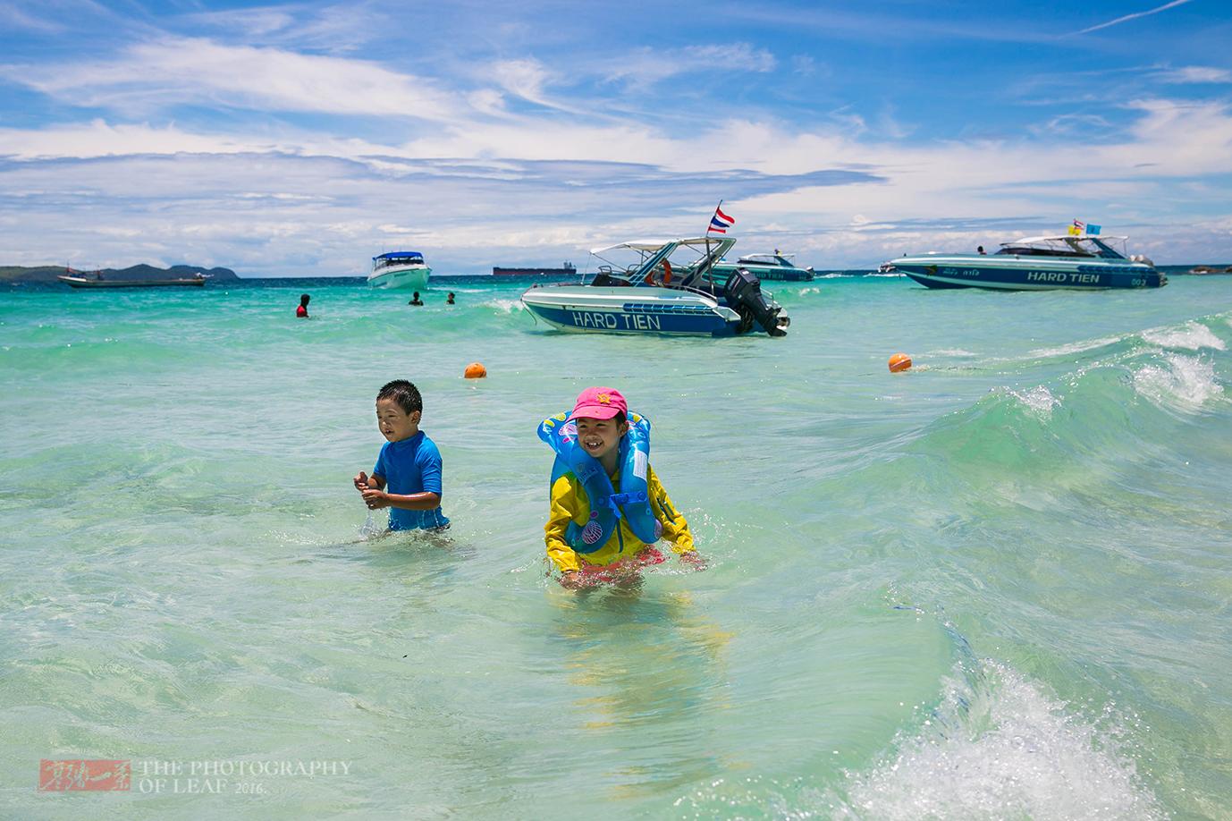 芭堤雅格蘭島,盡享陽光與沙灘