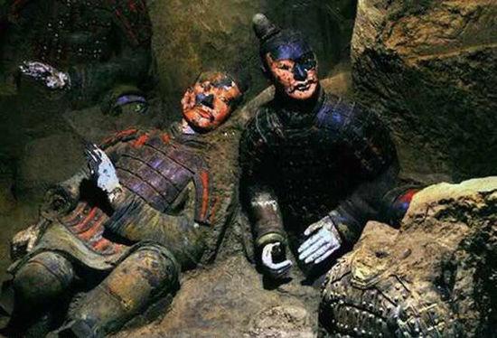 文物古迹的破坏情况_3D打印修复文物古迹 科技与野蛮的较量