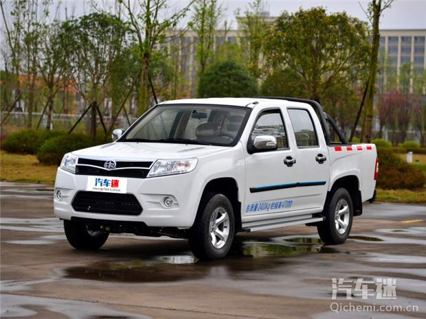 库存6-11万元国产超实用皮卡车型