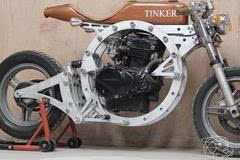 车组装_3D打印:无需焊接便能自己组装完成的摩托车-搜狐科技
