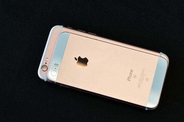 2千元差在哪儿?iPhone SE与iPhone6s全面对比的照片 - 16