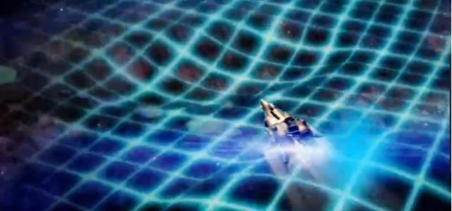 利用空�g��曲或是人�星�H旅行的下一方式�h超光速