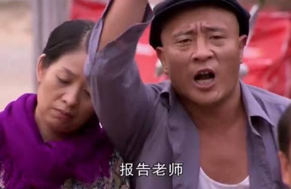 """2007年,劉小光在《鄉村愛情故事2》中扮演""""趙四"""",逐漸被觀眾所熟知.圖片"""