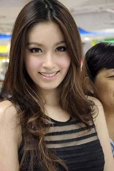 泰国最美10大女明星_泰国10大最美人妖,你见过吗?女汉子哭晕厕所