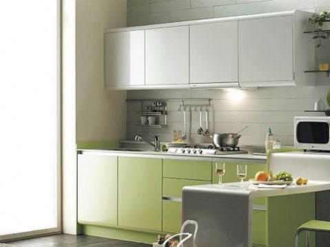 小廚房如何裝修以及廚房裝修的設計要點