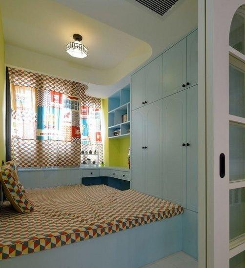 完美小户型装修案例, 54平方的精致公寓