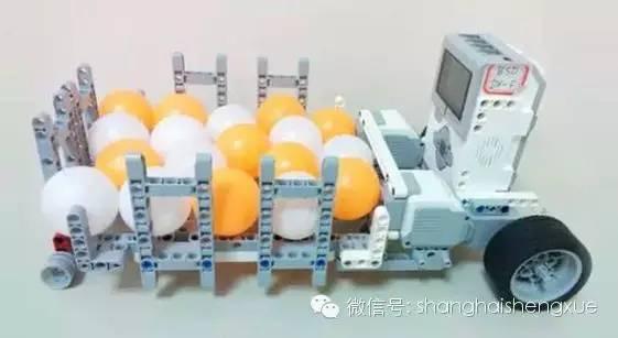 乐高机器人比赛_活动 | 乐高机器人变成投篮高手!EV3机器人课程免费玩不停!