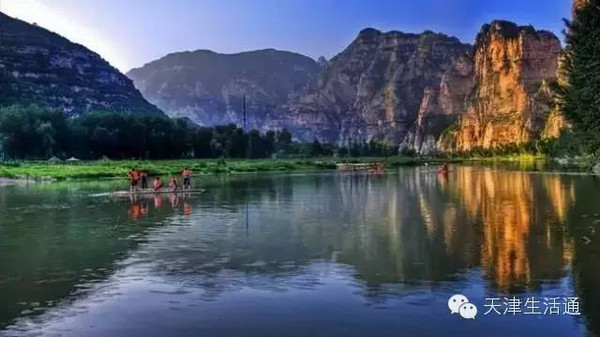 北京十渡天氣預報天津到上海十渡 十渡旅游攻略 十度