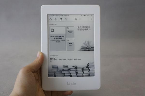 958元售价不变 Kindle Paperwhite白色版开箱图赏的照片 - 12
