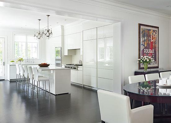 你家的厨房会选用白色吗?