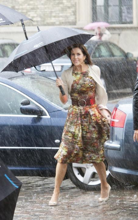 丹麦王妃玛丽唐纳森_出场人物:丹麦王储妃玛丽·伊丽莎白·唐纳森 迎来玛丽王储妃的不是