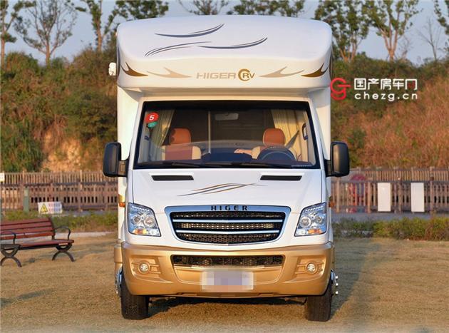 紧凑型两室一厅海格H5V自行式C型房车的评价