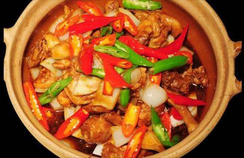 嫩鸡是无��la_吃货发现:深圳哪里有好吃的鸡煲