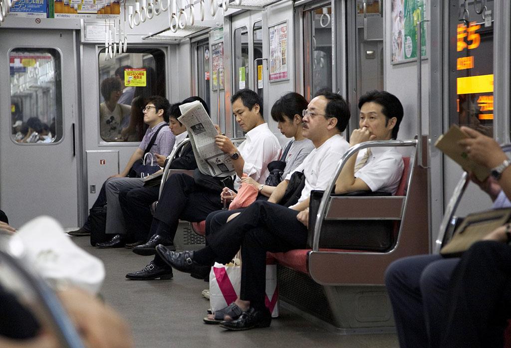 日本地铁_日本地铁交通十分发达,地铁线路密如蛛网,地铁站直通高楼底层,供你