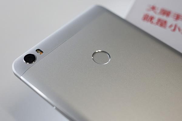6.44英寸大屏手机小米Max真机图赏的照片 - 13