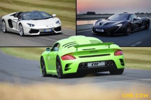 你最喜欢哪一个?世界上10种最快的跑车
