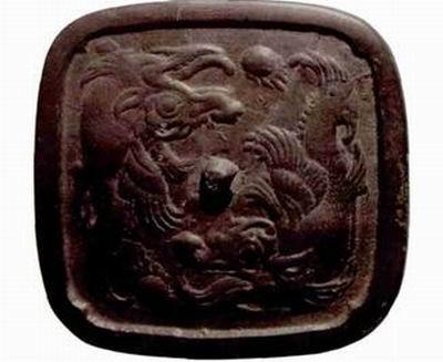 独占神话 缘来如是_唐代铜镜上的佛教元素