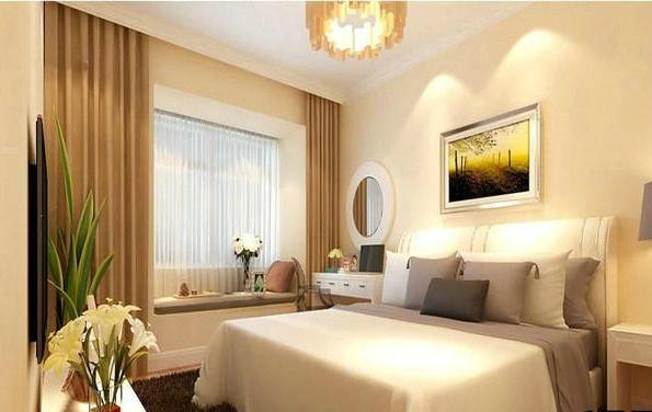 房间墙壁颜色搭配_家庭装修墙面颜色搭配效果图