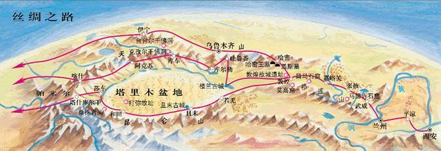 日本少年探险家橘瑞超步瑞典人斯文赫定和斯坦因博士的后尘,在罗布