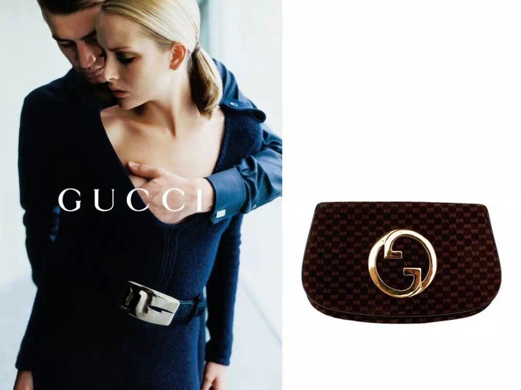 gucci大品牌logo的故事圖片