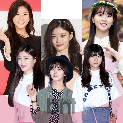 学生如何健康减肥_韩国童星长大后对比照 看金所炫金裕贞如何演绎花季-昕薇网