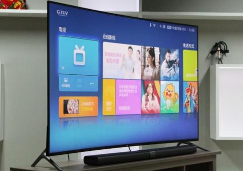 电视播�_小米电视3s 65英寸曲面怎么看电视直播