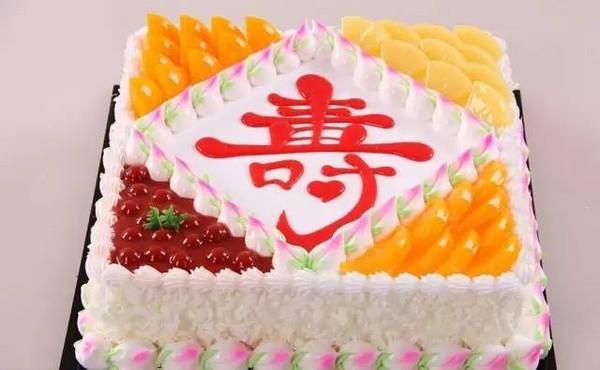 适合过大寿的100款经典欧式蛋糕,当你老了!