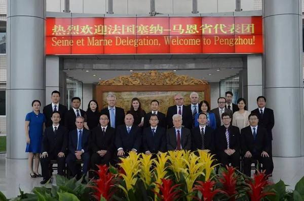 《中国日报》关注彭州友城合作与青年创业