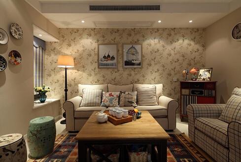 60平小户型家庭装修参考案例!