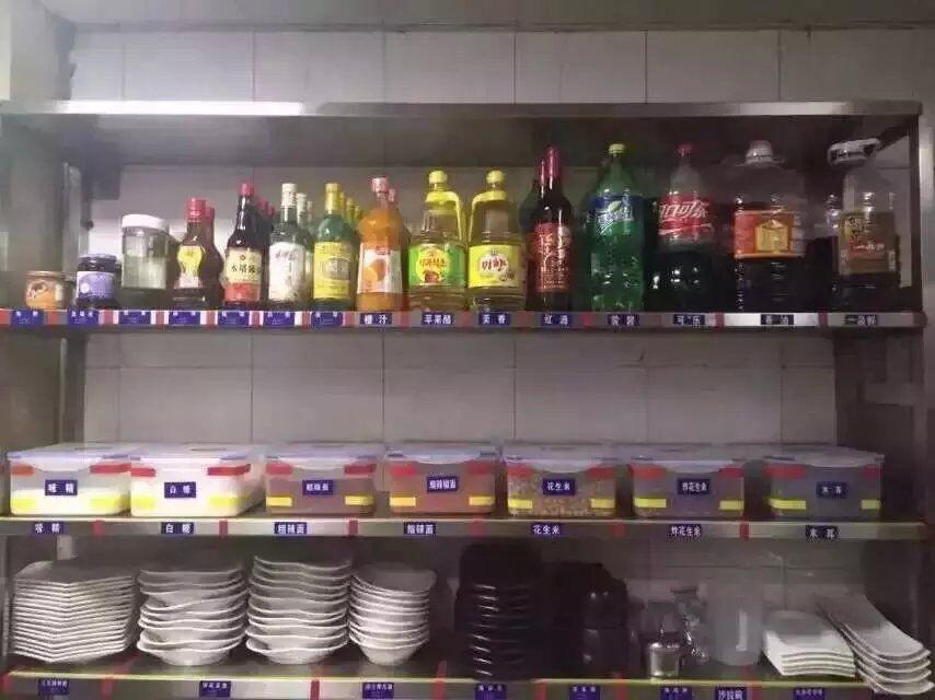 侯胜才餐饮4d厨房管理样本