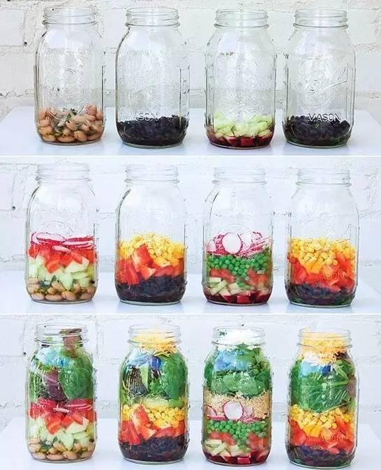 綜合         不管是用來收納還是diy,mason jar都驗證了一句話:顏高