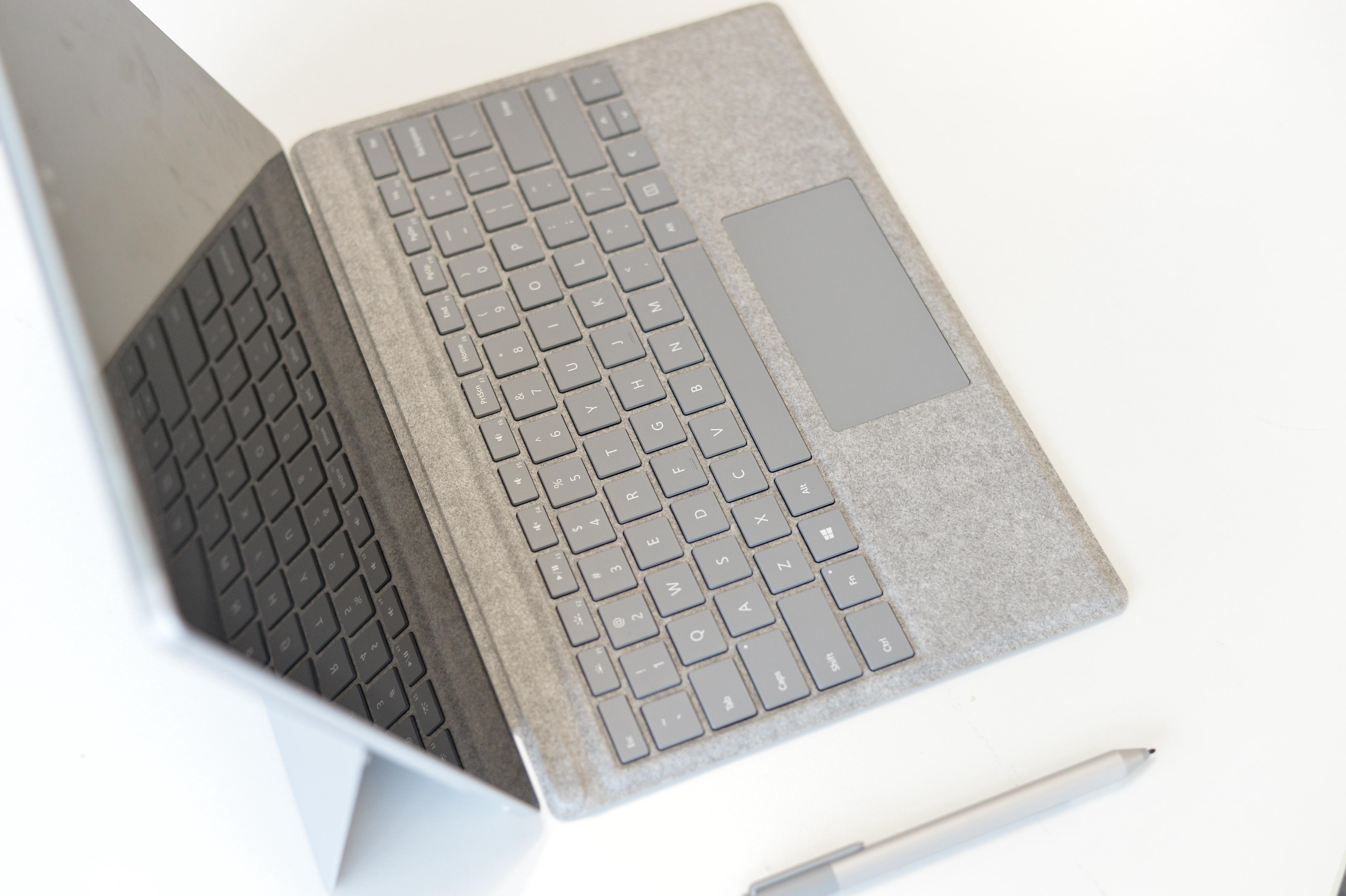 Surface Pro 4 Alcantara特制版键盘上线的照片 - 6